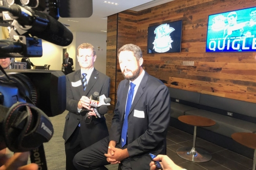 Jacob Tamme talks UK Hall Of Fame induction and 2018 Wildcats