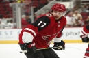 Injury to Alex Galchenyuk could mean serious trouble for the Coyotes' center position