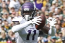 Vikings WR Laquon Treadwell insists dislocated finger won't hamper him