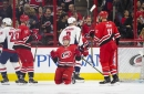 Hurricanes Defeat the Capitals, Remain Unbeaten in the Preseason