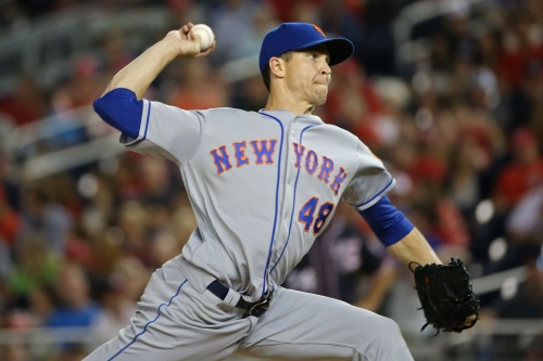Jacob deGrom boosts Cy Young case, sets MLB record with 23rd straight quality start