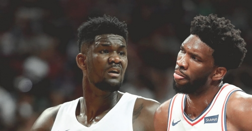 Video: Joel Embiid says Deandre Ayton will get his 'a– kicked' on live TV