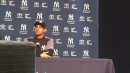 Yankees manager Aaron Boone on bullpen making it interesting in 10-8 win against Baltimore