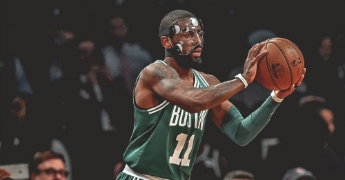 Kyrie Irving raves about Celtics' 'next level' pickup games