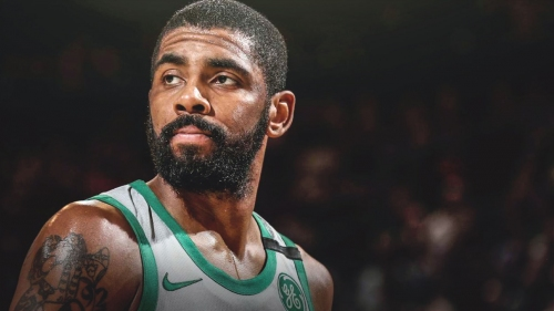 Kyrie Irving admits to have been overwhelmed by transition to Boston