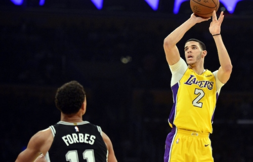 Magic Johnson: Lonzo Ball Primed For 'Breakout Season' With Lakers Behind Improved Shooting Mechanics