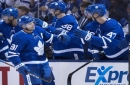 NHL roundup: Tavares scores twice as Maple Leafs down Sabres 5-3