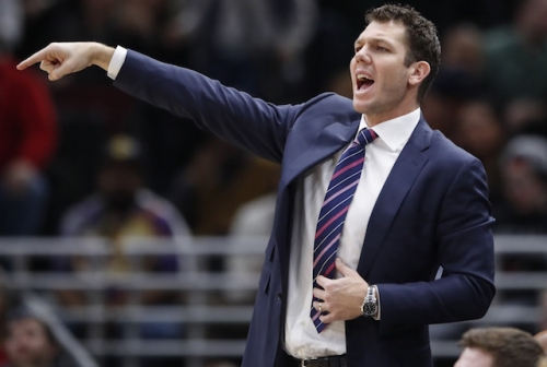Luke Walton Believes Lakers Offense Will 'Be At Our Best' When Playing Selfless Instead Of Focusing On 1-On-1 Matchups