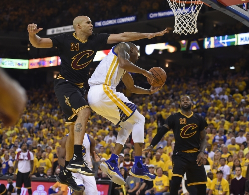 Former Warriors player Richard Jefferson's father killed in drive-by shooting
