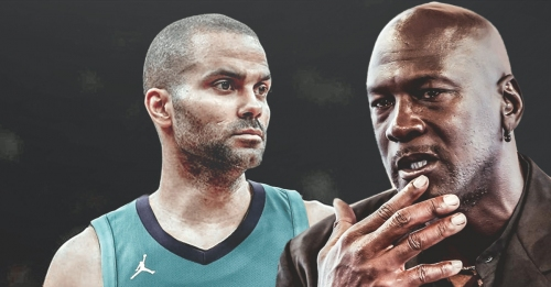 Call from Michael Jordan helped seal Tony Parker's decision to leave Spurs