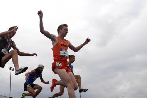 Syracuse XC: Orange men post impressive victory