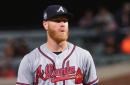 Braves send Mike Foltynewicz to the mound looking for a division title