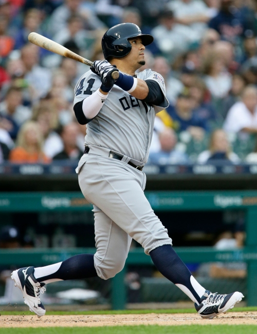 What were Victor Martinez's best games and seasons?
