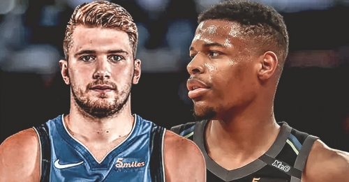 Dennis Smith Jr. says he's never played alongside anyone with Luka Doncic's vision
