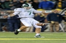 Tyler O'Connor has advice for Michigan State's new punter Rocky Lombardi