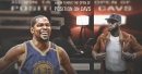 Video: Warriors' Kevin Durant decides to take over void left by LeBron James on Cavs…in NBA 2K19