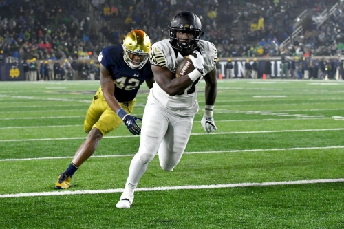 College Football Saturday: Wake Forest Looks to Upset Notre Dame