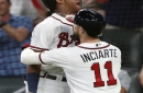 LEADING OFF: Braves try to clinch, Bosox aim for wins record