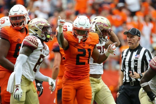Syracuse Orange vs. UConn Huskies: Pre-game jitters thread
