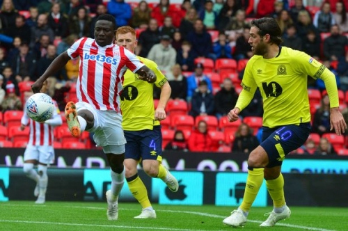 Stoke City 2, Blackburn Rovers 3: 90 second verdict on extraordinary goings on at bet365