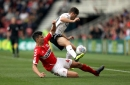 Middlesbrough 0-0 Swansea City: Graham Potter's battling Swans end Boro's perfect home record in battling stalemate