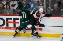 Preseason Colorado Avalanche Game Day: Afternoon date in Minnesota