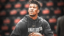 Report: Timberwolves' Jimmy Butler will not participate in media day, on-court activities at start of training camp