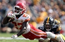 Five NFL daily fantasy plays for Week 3, and the Chiefs' pick of the week