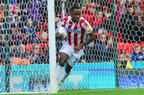 Stoke City fans: That's us perfectly summed up in 90 minutes. Despair, a bit of hope and then disaster