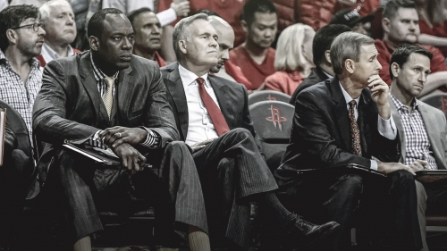 Report: Some around NBA believe Jeff Bzdelik is Rockets' biggest loss this offseason