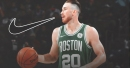 Report: Celtics' Gordon Hayward close to deal with Nike