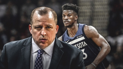 Report: Tom Thibodeau holding firm in not trading Jimmy Butler