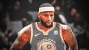 Warriors' DeMarcus Cousins unveils basketball court in Alabama for which he contributed $253,000