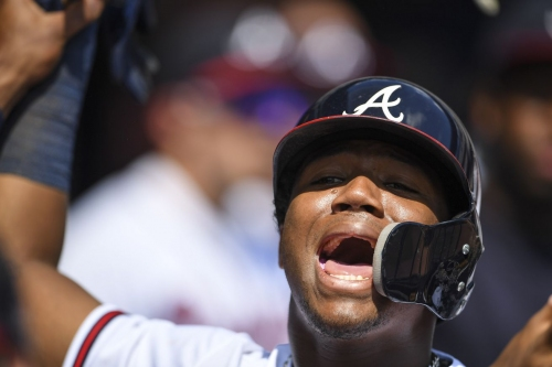 Atlanta clinches NL East title with 5-3 win over Philadelphia