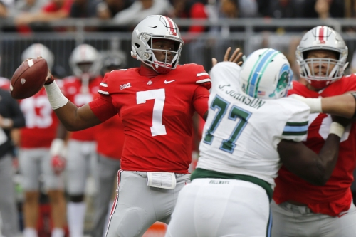 Dwayne Haskins and Baker Mayfield carry Ohio football into the passing age: Doug Lesmerises