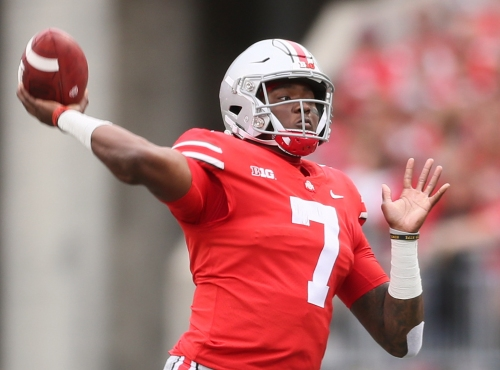 Enjoy Dwayne Haskins before it's too late, he could punch his ticket when Ohio State plays Penn State