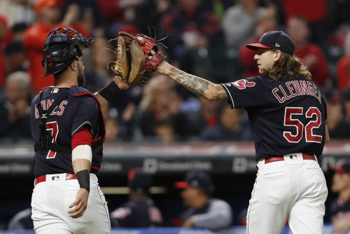 Michael Brantley gives Cleveland Indians' 5-4 win over Boston in 11 innings