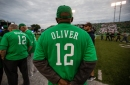 Marshall football notebook: Fans cheer again for Reggie Oliver