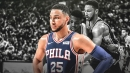 Ben Simmons has first team All-Defense in sight