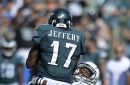 Updates on Alshon Jeffery and Corey Clement