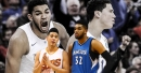 Devin Booker has a hilarious comment on Karl-Anthony Towns' post about extension