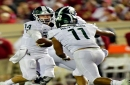 Michigan State football can't run it; when will they figure that out?