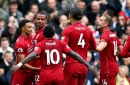 'Klopp's team now have two points more than Manchester City did at the corresponding stage of last season'