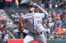 New York Mets, Washington Nationals announce Sunday lineups