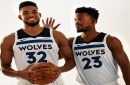 Timberwolves' Karl-Anthony Towns signs big extension, while Jimmy Butler gets an excused absence