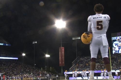 WATCH: UW vs. ASU Game Highlights