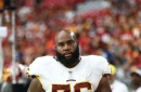 Redskins vs Packers Injury Update: Morgan Moses being evaluated for a concussion