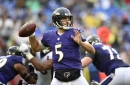 Flacco shines as Ravens deal Broncos first loss, 27-14