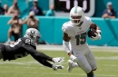 Dolphins receiver Albert Wilson throws TD, catches 74-yard TD in 4th to help Miami improve to 3-0