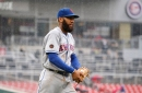 Amed Rosario scores twice in 8-5 win, has made huge strides during season